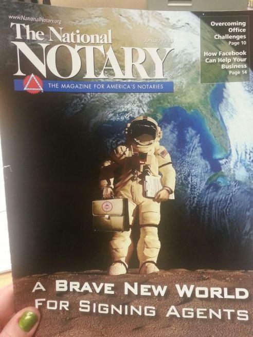 Badass Notary!