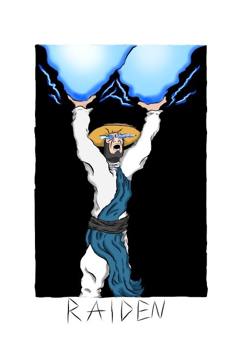 Long live thunder!