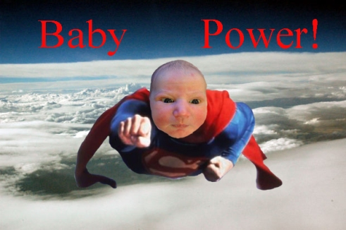 Baby Power!
