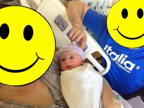 us plus baby smiley