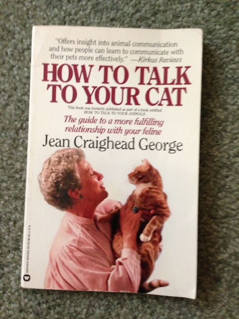 I recommend condescension and scathing sarcastic remarks. Cats seem to respond to that well.